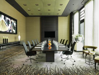 Düsseldorf   Executive Boardroom image 1