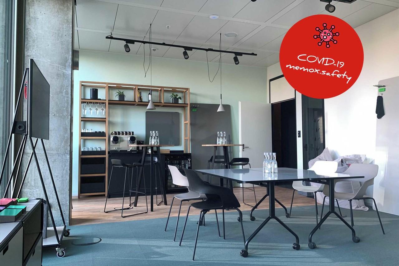 Francfort Schulungsräume Salle de réunion memox. Small Space #2 image 0