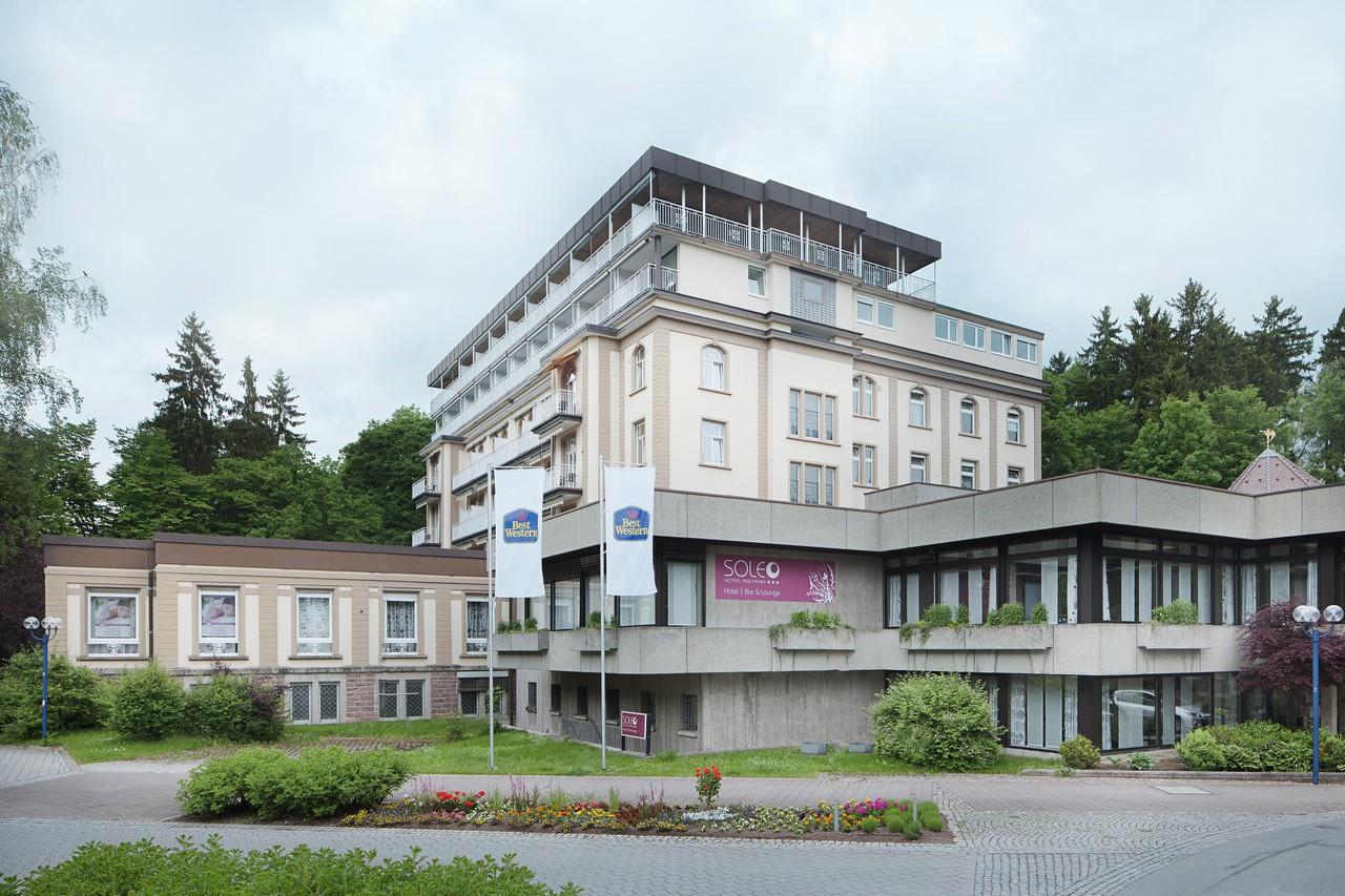 Rest der Welt   Best Western Soleo Hotel am Park image 1183