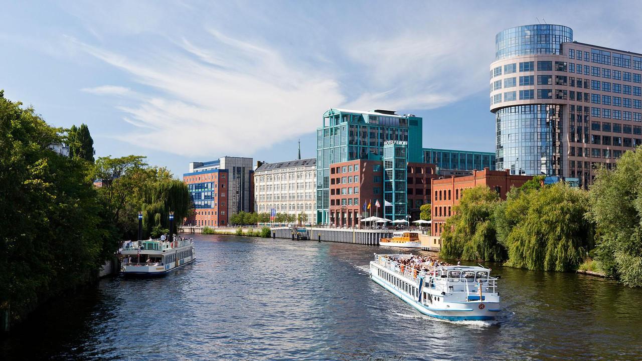 Berlin   AMERON Hotel ABION Spreebogen image 1