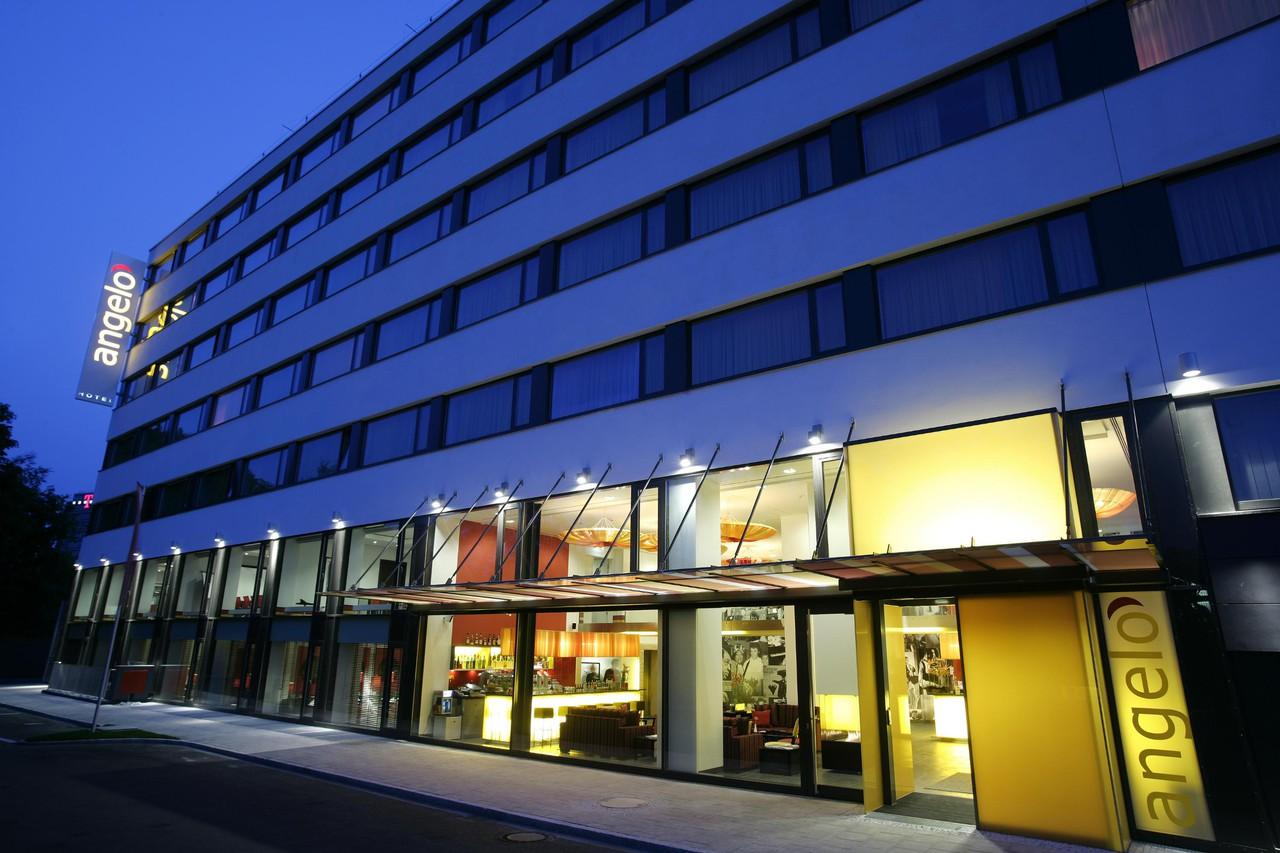 Munich   angelo Hotel München Leuchtenbergring image 1