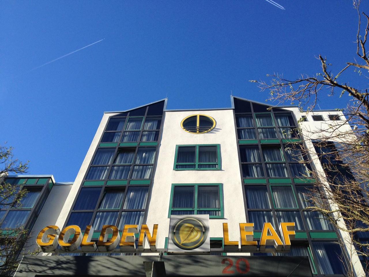 Stuttgart   Golden Leaf Hotel Stuttgart Airport & Messe image 0