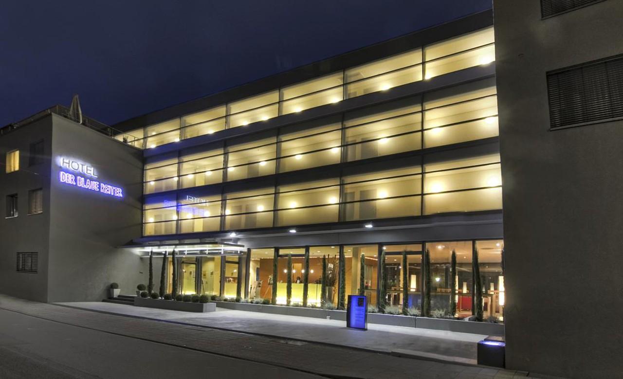 Rest der Welt   Hotel Der Blaue Reiter image 6060