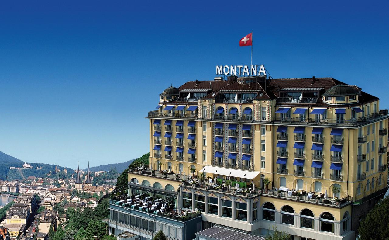 Rest der Welt   ART DECO HOTEL MONTANA image 1