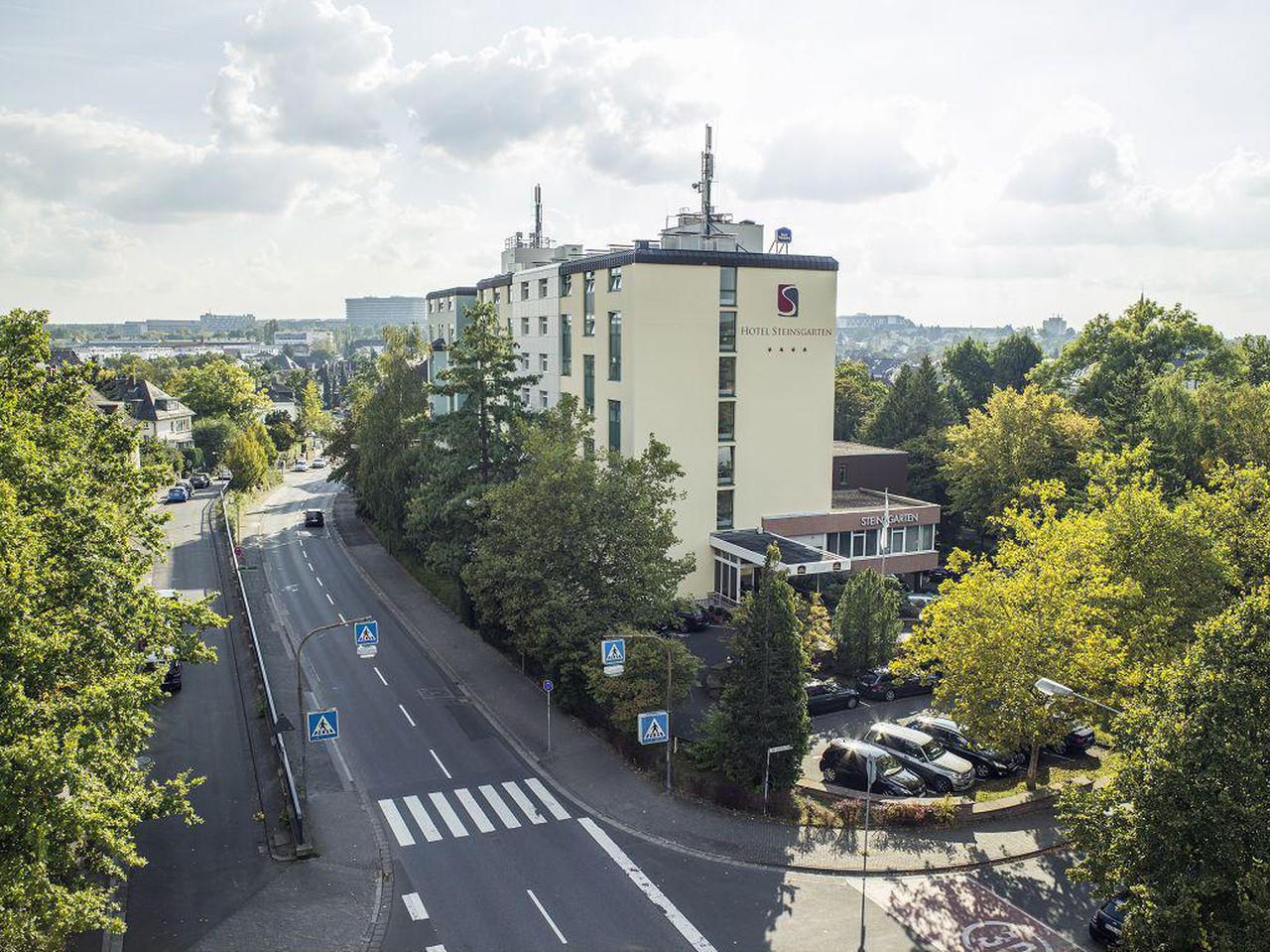 Rest of the World   BEST WESTERN PLUS Hotel Steinsgarten image 1
