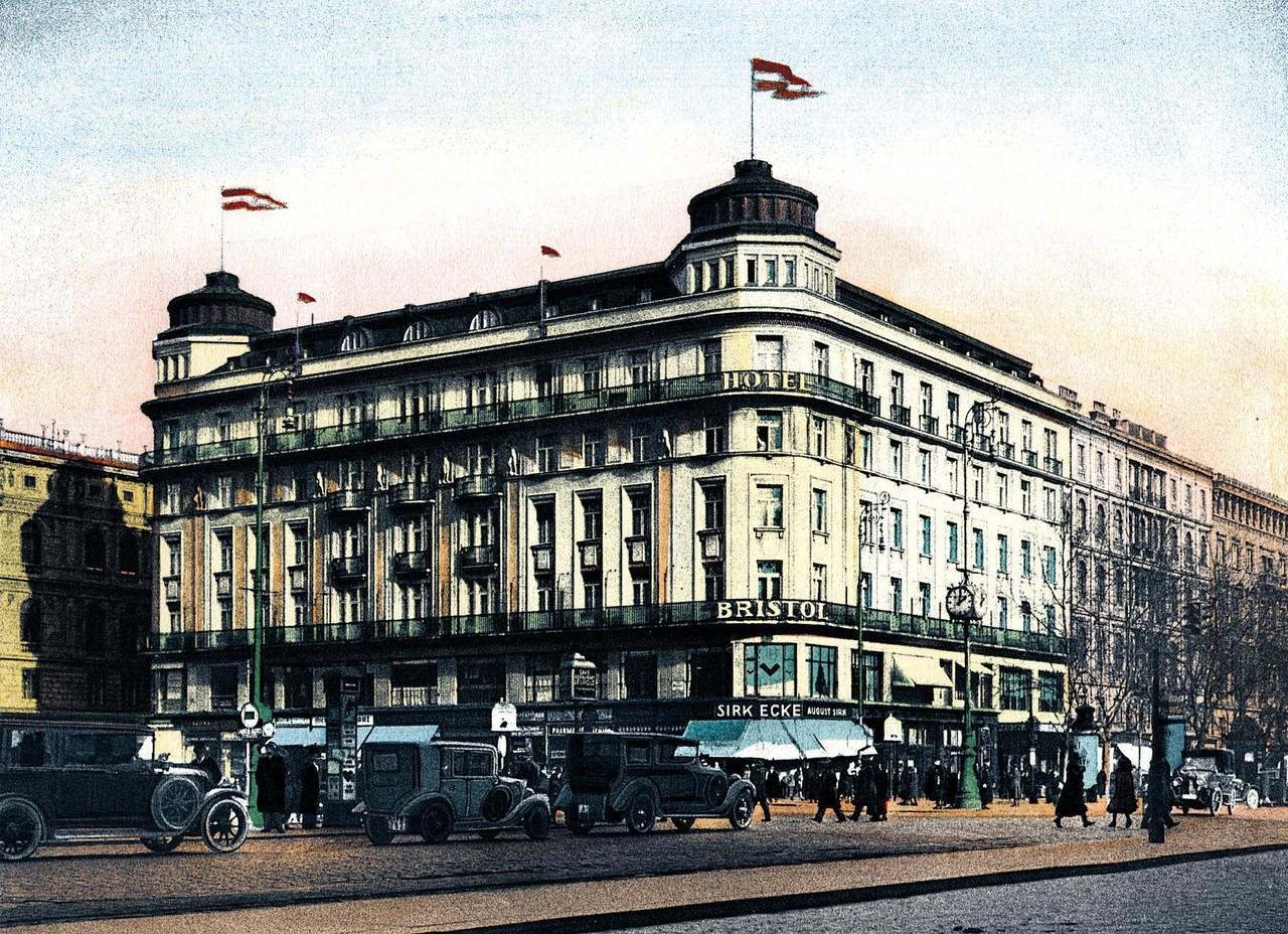 Vienna   Hotel Bristol Wien image 1