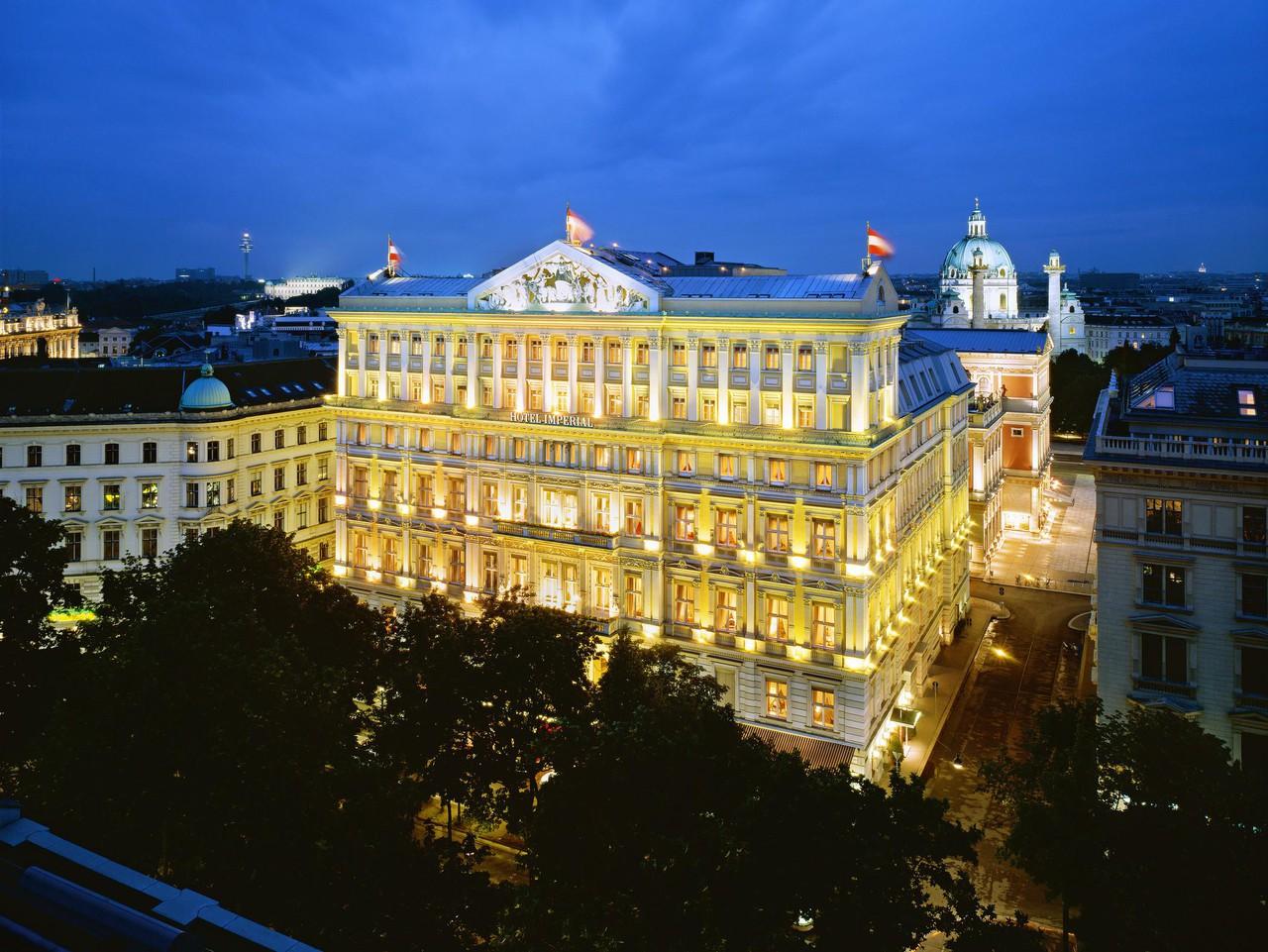 Wien   Hotel Imperial Wien image 1