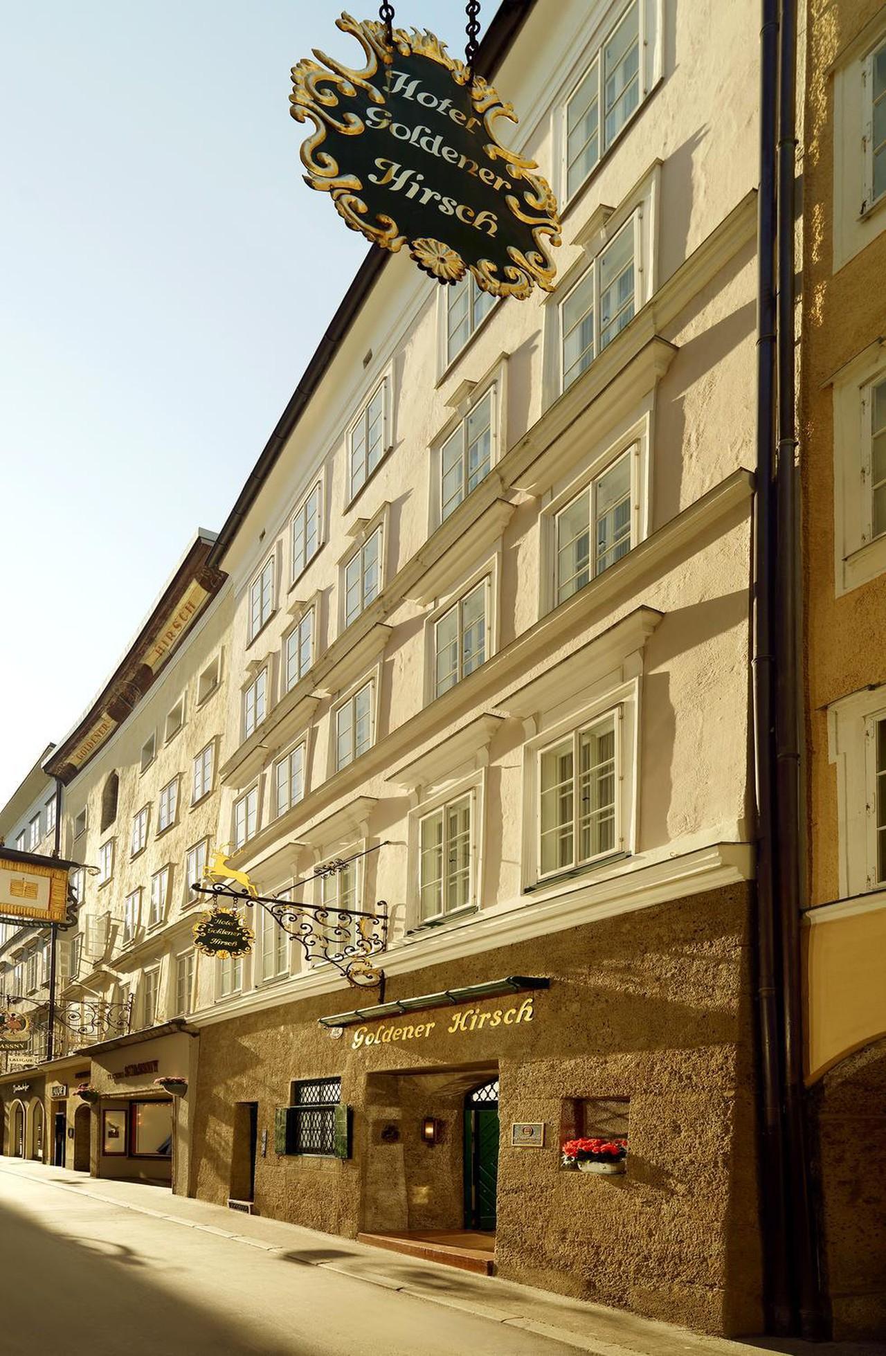 Rest der Welt   Hotel Goldener Hirsch image 1