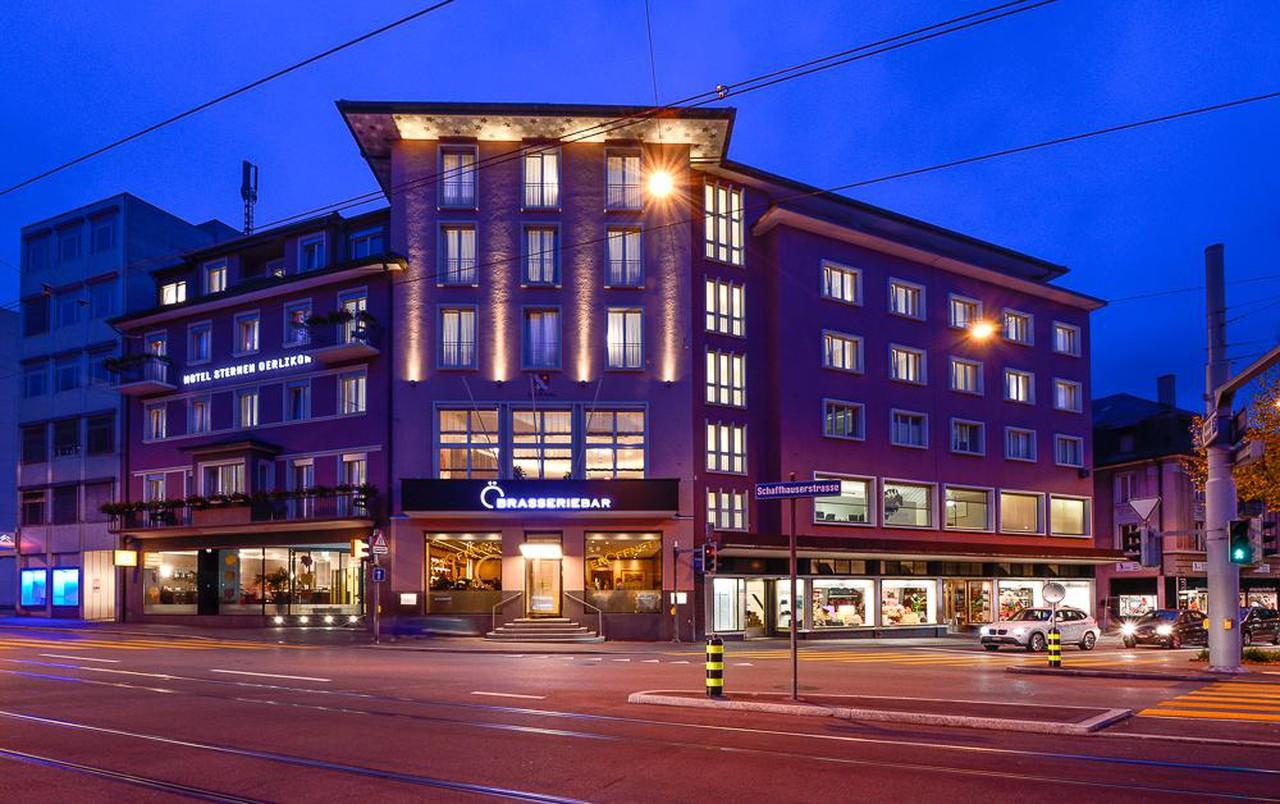 Zurich   Hotel Sternen Oerlikon image 1