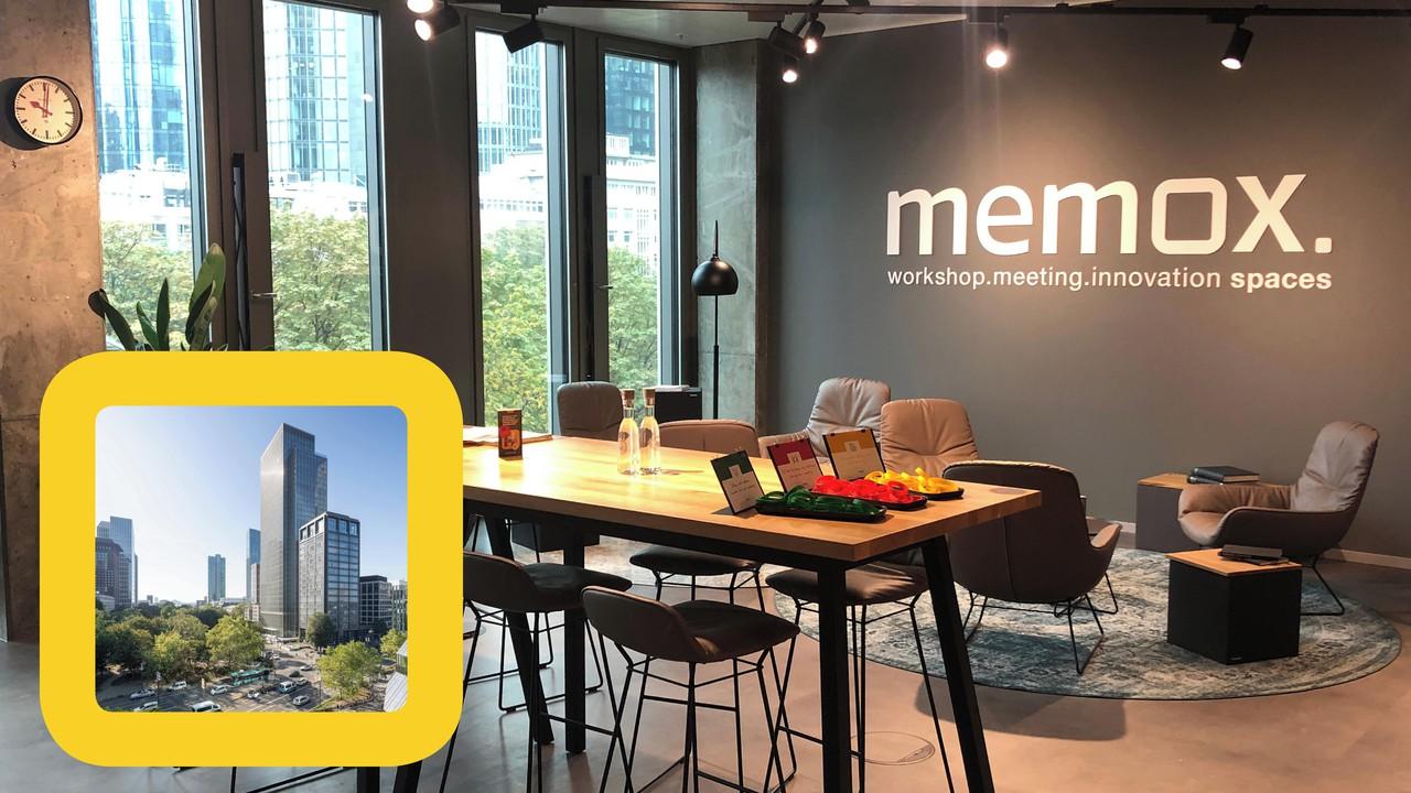 Frankfurt Schulungsräume Meeting room memox.world Frankfurt image 8